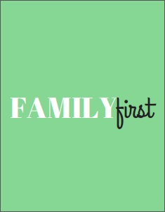 kind and simple blog motivational monday image 004 - family first